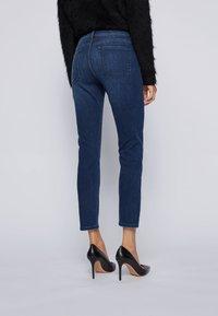 BOSS - Slim fit jeans - dark blue - 2