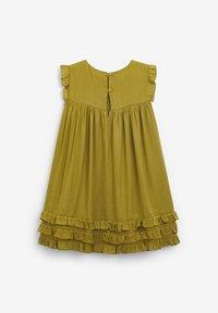 Next - Day dress - olive - 1