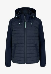 TOM TAILOR - Winter jacket - sky captain blue - 5