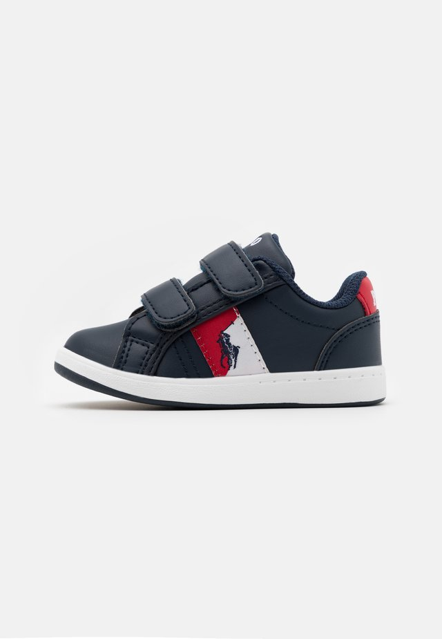 ORMOND  - Sneakers - navy/red/white