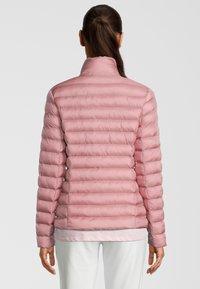 No.1 Como - HELSINKI - Winter jacket - tender rose moss - 1