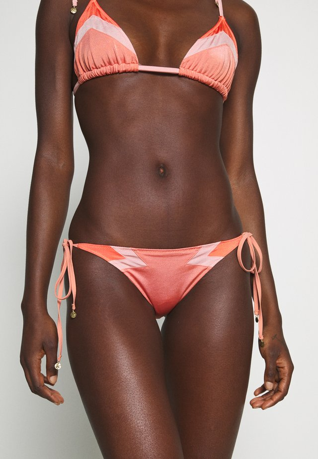 VANITY - Dół od bikini - peach