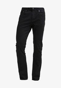 YOURTURN - Straight leg jeans - black denim - 4