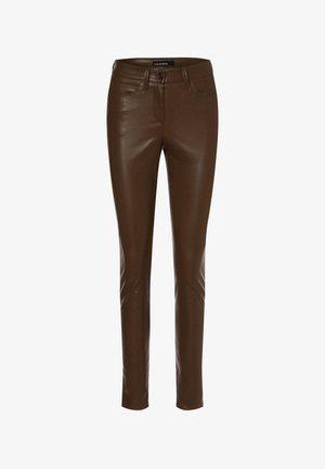 HOSE RAY - Trousers - schoko