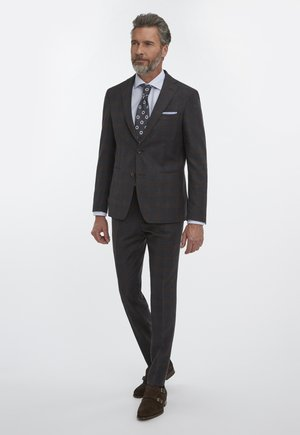 ELRAY WELT - Suit - navy