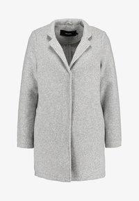 Vero Moda - VMKATRINE - Manteau court - light grey melange - 4