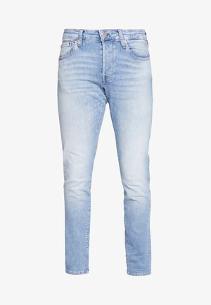JJIGLENN JJICON - Džíny Slim Fit - blue denim