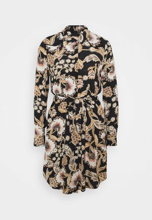 VMLOLA SHORT DRESS  - Skjortekjole - old rose/lola