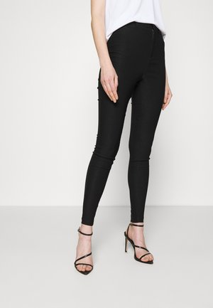 VMAUGUSTA SOLID PANT - Trousers - black