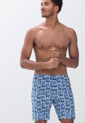 Pyjama bottoms - royal blue