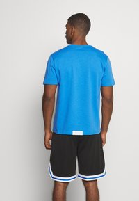 Puma - HOOPS TEE - Print T-shirt - palace blue - 2