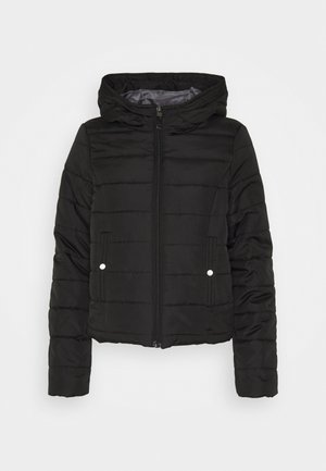 VMSIMONE HOODY JACKET - Winter jacket - black