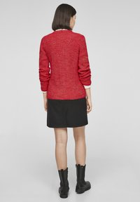 s.Oliver - Trui - red knit - 2