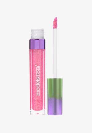 HOLOCHROME LIP GLOSS  - Lipgloss - cosmos pink