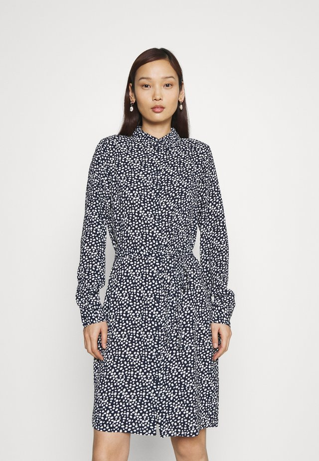 VMSAGA COLLAR DRESS  - Paitamekko - navy blazer/donna