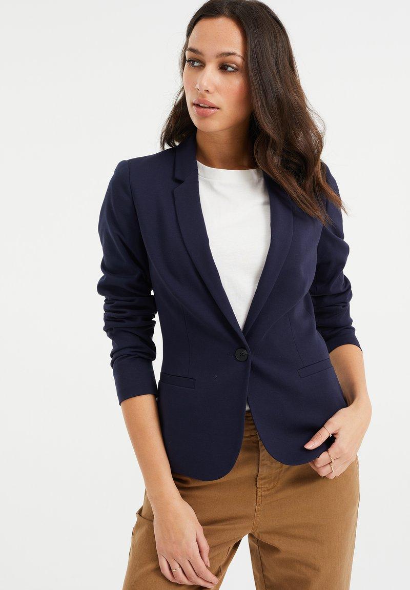 WE Fashion - Sportovní sako - dark blue