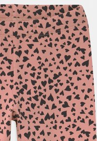 Lindex - HEART - Leggings - Trousers - dusty pink - 2