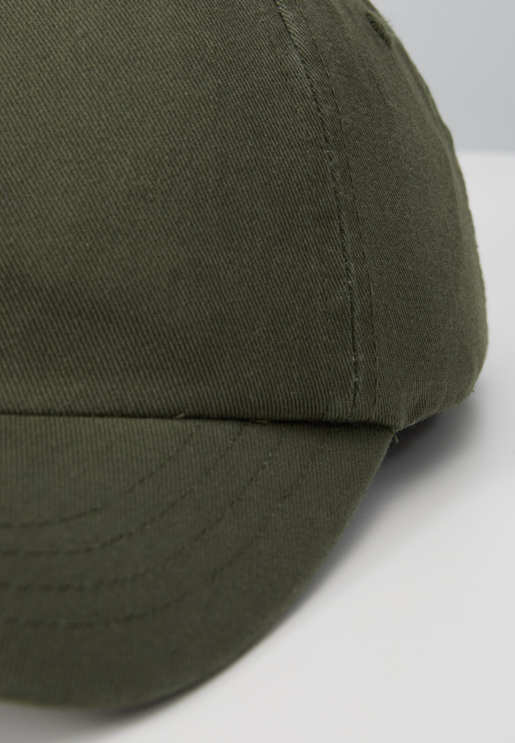 Dickies Hardwick 6 Panel Logo Cap - Army Green/oliv
