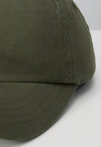 Dickies - HARDWICK 6 PANEL LOGO CAP - Cap - army green - 5