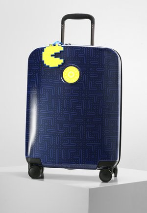 CURIOSITY S PACM - Wheeled suitcase - pac man good
