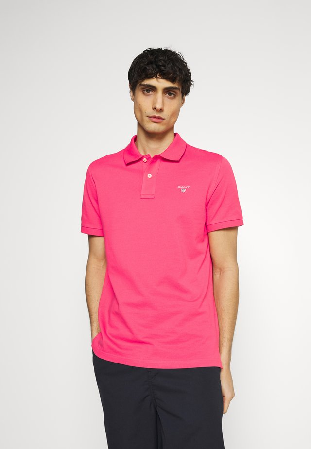THE ORIGINAL RUGGER - Polo shirt - paradise pink