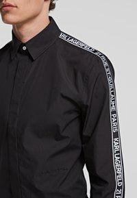 KARL LAGERFELD - Shirt - black - 4