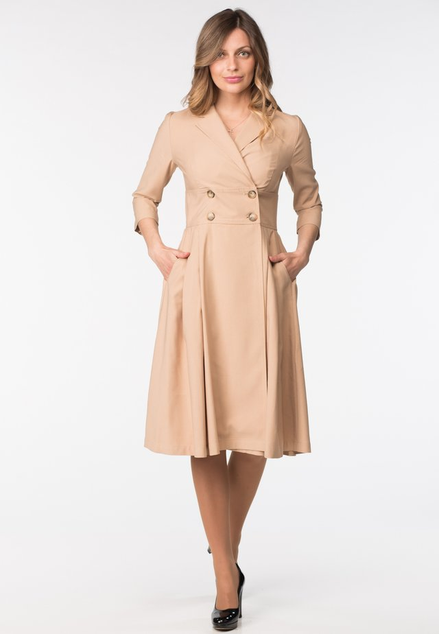 Day dress - beige