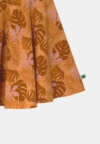 Fred's World by GREEN COTTON - SAFARI CAMO - Áčková sukně - mango - 3