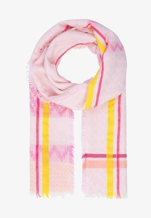 Scarf - rosa-multicolor