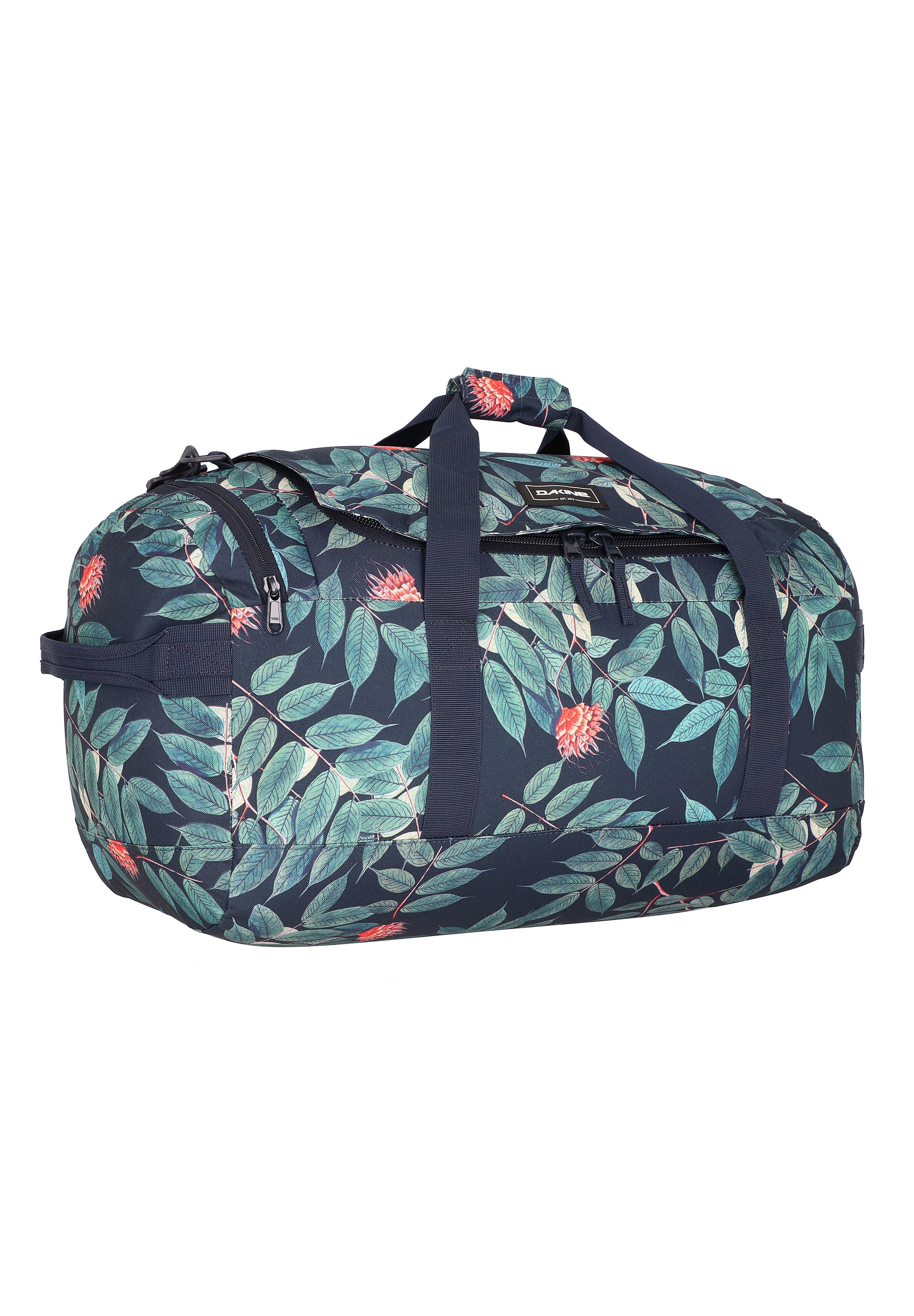Dakine 50L - Reisetasche - eucalyptus floral/blau - Herrentaschen iOUFM