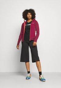 Salewa - ROLLE - Fleece jacket - rhodo red - 1