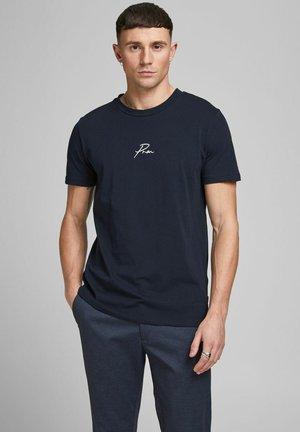 Basic T-shirt - new navy