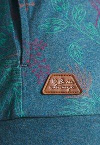 Ragwear - PAYA FLOWERS - Cardigan - blue - 3