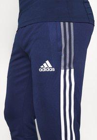 adidas Performance - TIRO 21 - Joggebukse - navy blue - 4