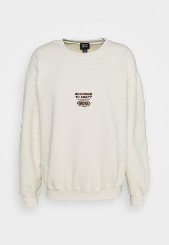 SPHERE - Sweatshirt - ecru