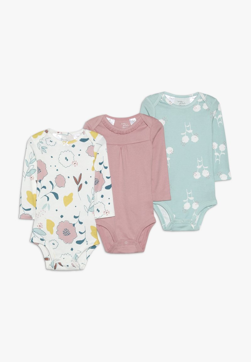 Carter's - GIRL FLORAL BABY 3 PACK - Body - multicolor
