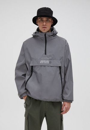 Summer jacket - light grey
