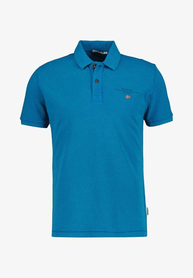 ELBAS - Polo shirt - blau