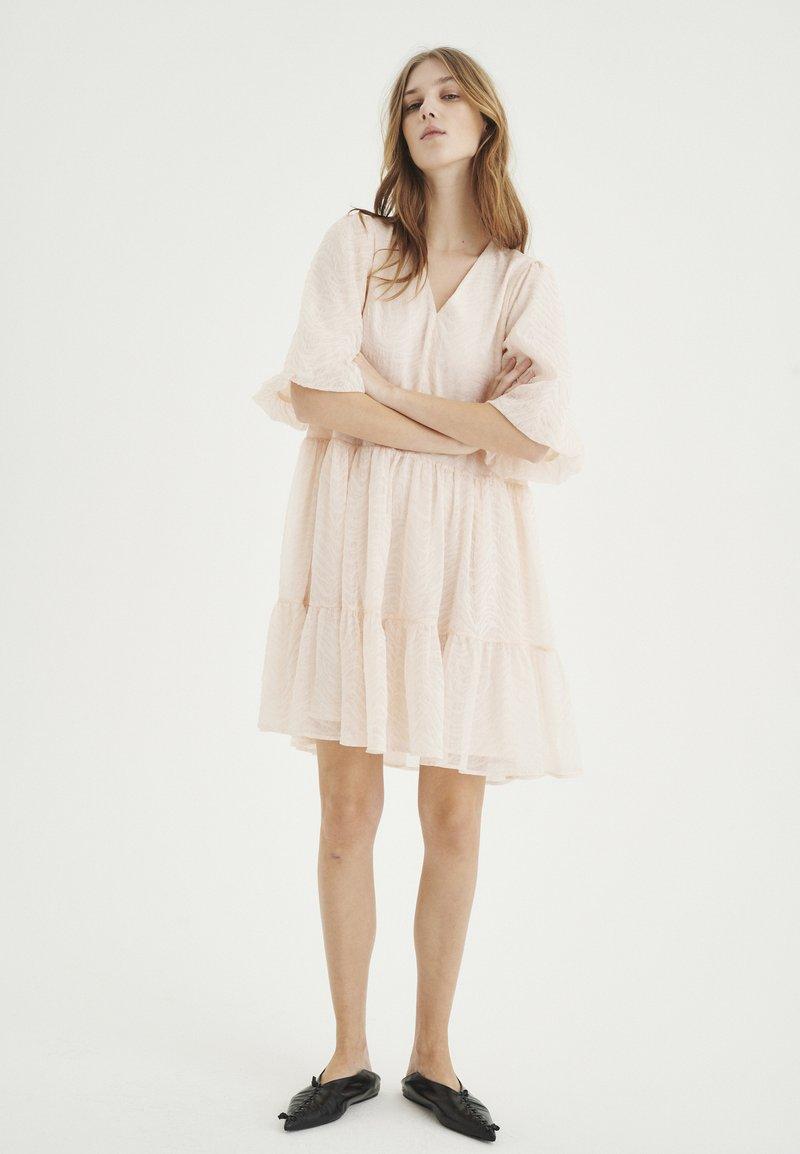 InWear - Day dress - cream tan