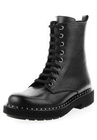 PRIMA MODA - CALESTANO - Lace-up ankle boots - black - 1