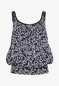 TANKINI - Bikini top - black