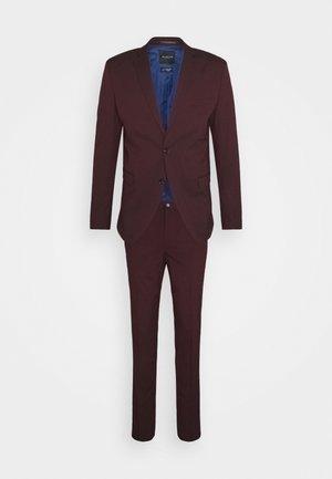 SLHSLIM-MYLOLOGAN SUIT - Suit - winetasting