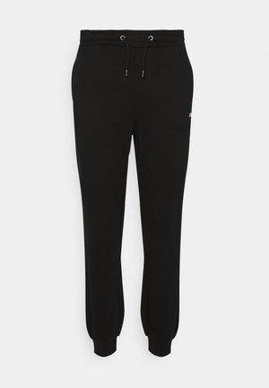 EDENA - Teplákové kalhoty - black