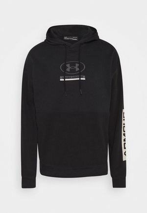 PACK HOODIE - Sweatshirt - black/pitch gray