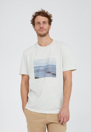 AADO BEACHTIMES - T-shirt print - luna rock