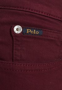 Polo Ralph Lauren - ANKLE - Jeans Skinny Fit - riella burgundy - 5