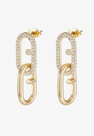 PAVE EARRING - Ohrringe - color-coloured