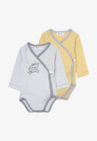 People Wear Organic - BABY 2 PACK - Body - grau - 3