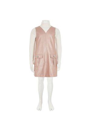 SET - Day dress - pink/white