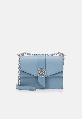 GREENWICH - Across body bag - dark blue